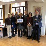 """Los pediatras de Atención Primaria se reúnen con el Ministerio de Sanidad tras la entrega de firmas de la campaña """"Confianza"""""""