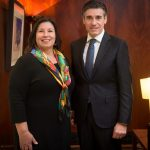 Una experta en desarrollo de comunidades latinas desfavorecidas, nueva presidenta del Patronato de la Fundación Microfinanzas BBVA