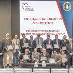 La SEC acredita la excelencia asistencial de 16 hospitales españoles en dos procedimientos cardiológicos