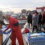 Turismo pesquero en el Puerto de Valencia