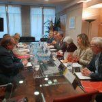 La Plataforma del Voluntariado de España pide a Carcedo financiación estable para el sector
