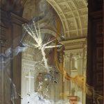 Explosión de fe mística preside la segunda fase de la exposición Dalí-Rafael. Una prolongada ensoñación