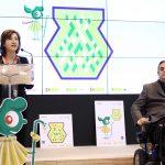 El Gobierno de Aragón y Fundación ONCE promueven la accesibilidad del Camino de Santiago