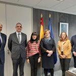 """La AECC, ASEICA y """"La Caixa"""" se reúnen con la Secretaria de estado de Investigación para consensuar la Estrategia Nacional de Investigación en Cáncer."""