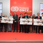 Trabajadores de Fundación ONCE e ILUNION apoyan a tres entidades sociales con el programa 'Gracias a Ti'