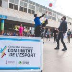 10.700 escolares harán una hora más de Educación Física gracias a Esport a l'Escola +1h