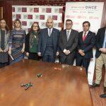 Gestores Administrativos y Fundación ONCE fomentarán la inserción laboral