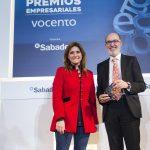 Pelayo Premio Empresarial Vocento en RSC