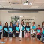 La enfermería estomaterapeuta de Canarias presenta el Libro Blanco de la Ostomía a la Consejería de Sanidad