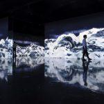 El Colectivo de Arte Digital 'TEAMLAB' aterriza en el espacio con tres instalaciones inmersivas