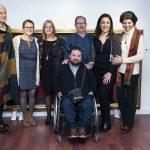 Fundación ONCE inaugura 'Entra sin llamar', una exposición sobre la figura humana
