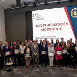 La SEC reconoce la calidad asistencial en cardiología de 24 hospitales españoles