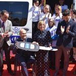 Fundación Solidaridad Carrefour dona un vehículo adaptado a COCEMFE a favor de la infancia con discapacidad física y orgánica de Ceuta