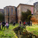 Visitas teatralizadas, recorridos por la cara oculta del monasterio y rutas guiadas, propuestas del Rom para Semana Santa
