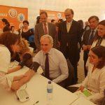 La carpa 'El farmacéutico que necesitas' muestra en Madrid el valor de los servicios farmacéuticos para mejorar el uso de los medicamentos y la salud pública