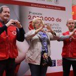 Cruz Roja entregará más de 1,6 millones de desayunos y meriendas a niñas y niños