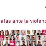 Fundación ONCE y Fundación Legálitas 'se quitan las gafas ante la violencia de género'