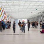 El Centro Botín celebra el Día Internacional de los Museos con una jornada de puertas abiertas, un taller gratuito y una serie de visitas guiadas