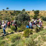 Fini Golosinas y el Ayuntamiento de Molina de Segura impulsan la reforestación del Parque Ecológico Vicente Blanes