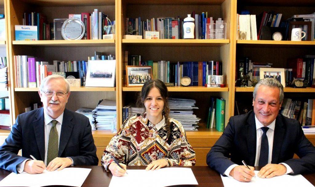 Las becas CEEM-FPSOMC-FMM 2018-2019 destinarán 20.000 euros a estudiantes de Medicina sin recursos para ayudarles a continuar su carrera