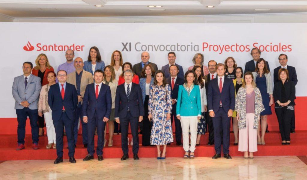 """El Programa """"MenCía"""", de United Way, galardonado junto a Adopta un Abuelo en la XI Convocatoria de Proyectos Sociales de Banco Santander"""