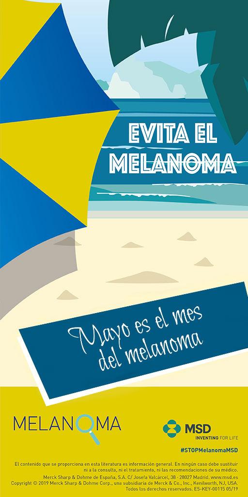 MSD, comprometida con la investigación y la prevención en el Día Mundial del Melanoma