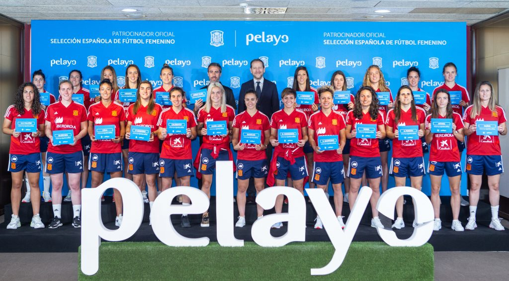 Pelayo asegura a la Selección Española Femenina que disputará el Mundial de Francia