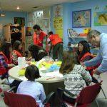 Cruz Roja Juventud acompaña a más de 33.200 niños, niñas y jóvenes hospitalizados