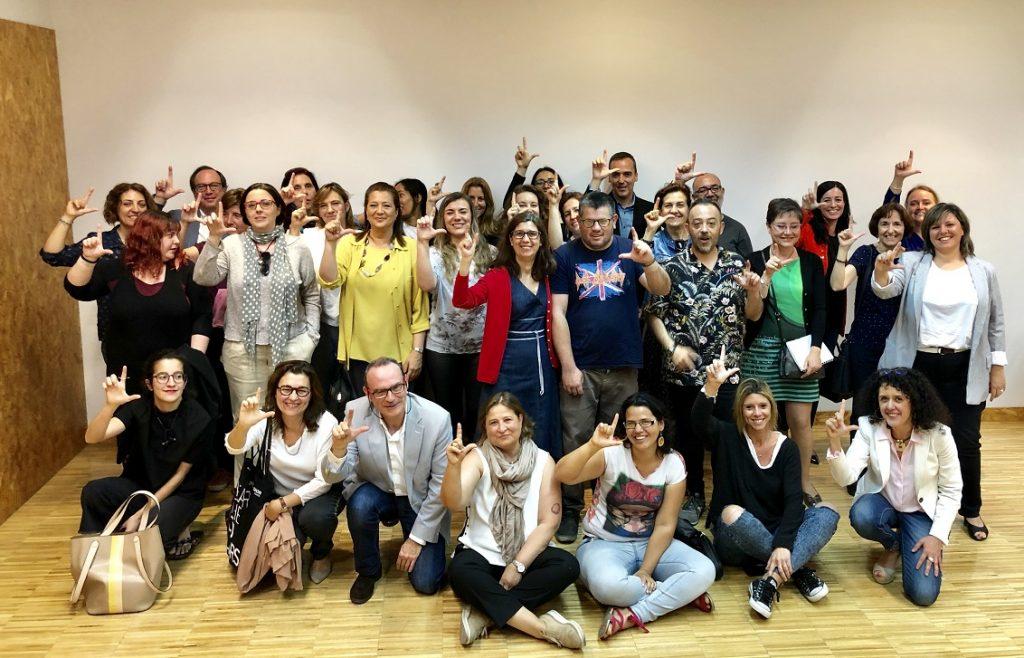 40 personas preparan su salida al mercado laboral en las dos lanzaderas de Madrid