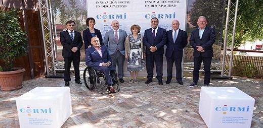 Carcedo destaca la importancia de sentar las bases de un sistema que prime el respeto a la voluntad de las personas con discapacidad