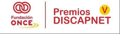 S.M. la Reina preside la entrega de los Premios Discapnet de Fundación ONCE a las Tecnologías Accesibles