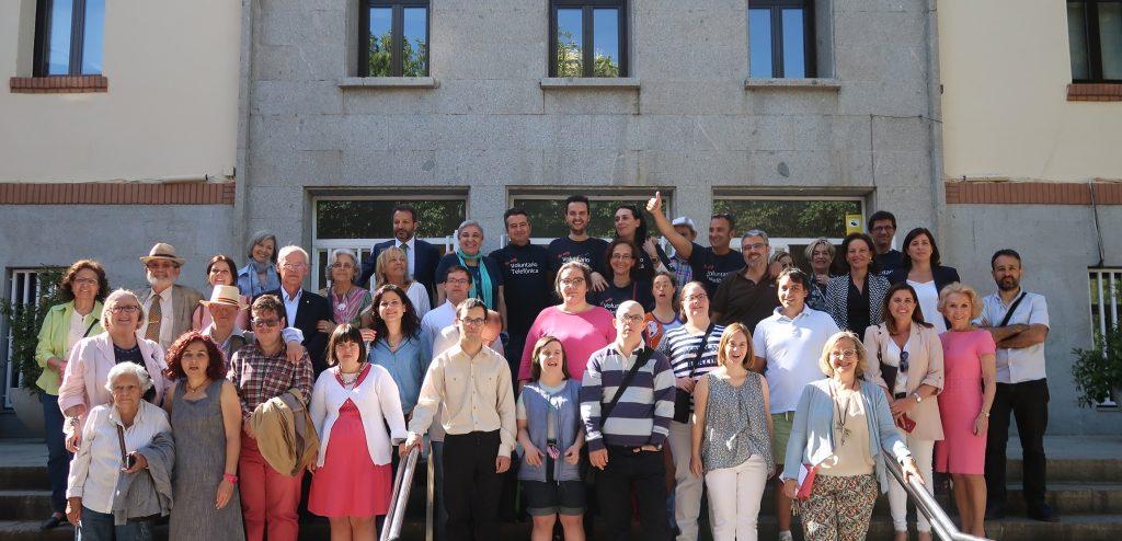 Aula Fundación Konecta – UCM', 10 años  fomentando el acceso de las personas con  discapacidad intelectual a las TIC