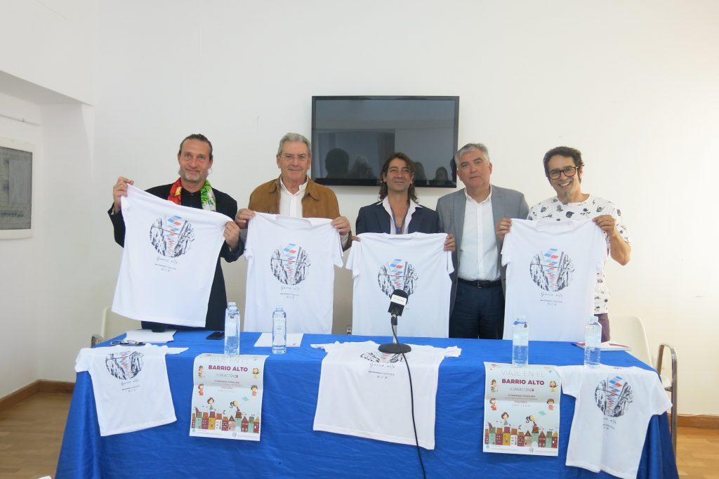 Fundación CB lanza actividades en el Casco Antiguo de Badajoz