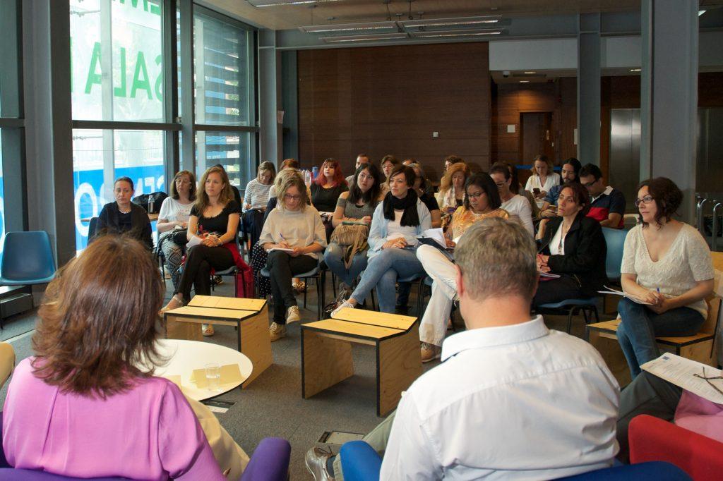 La Lanzadera de Empleo de Retiro organiza  un desayuno de trabajo con varias ETT de Madrid