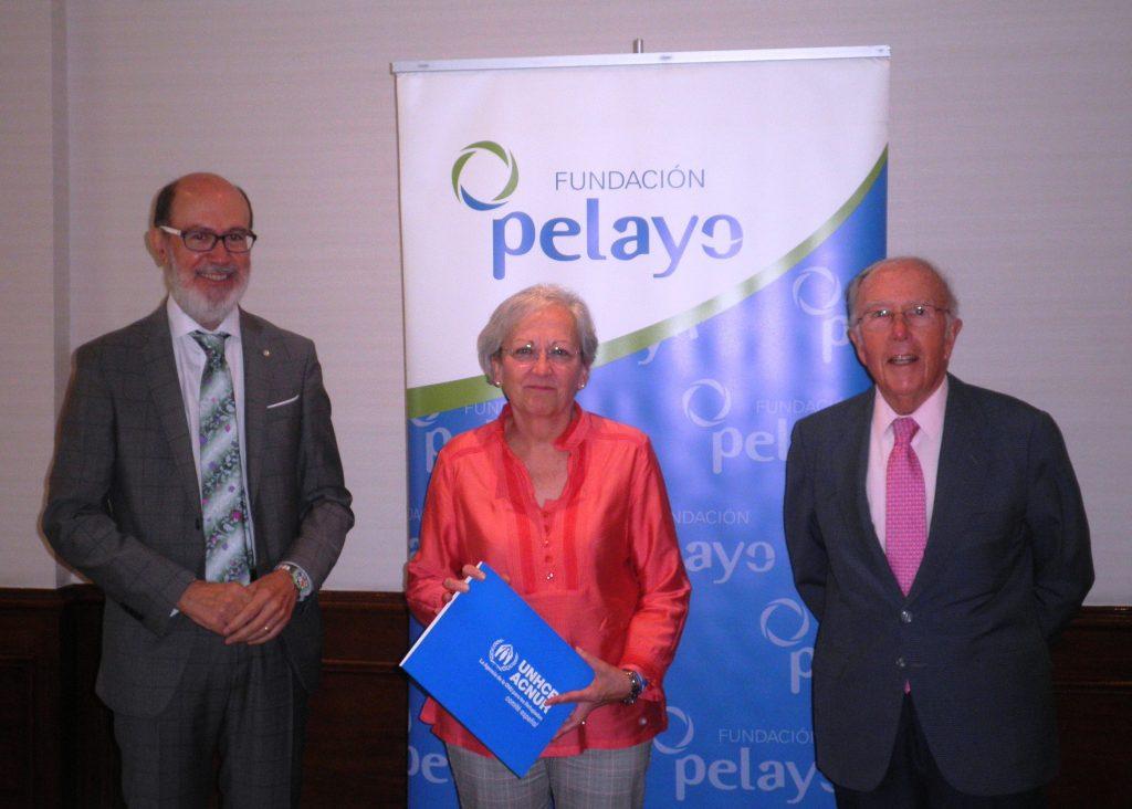 Fundación Pelayo colabora con ACNUR en su programa de emergencia ante el ciclón Idai