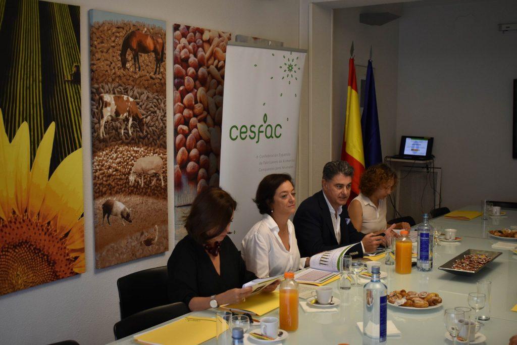 España, líder europeo en la producción de piensos