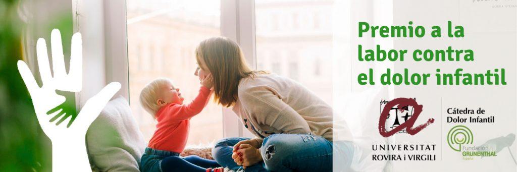 Abierta la convocatoria del VI Premio a la labor contra el Dolor Infantil para sensibilizar y concienciar sobre el impacto del dolor en los más jóvenes