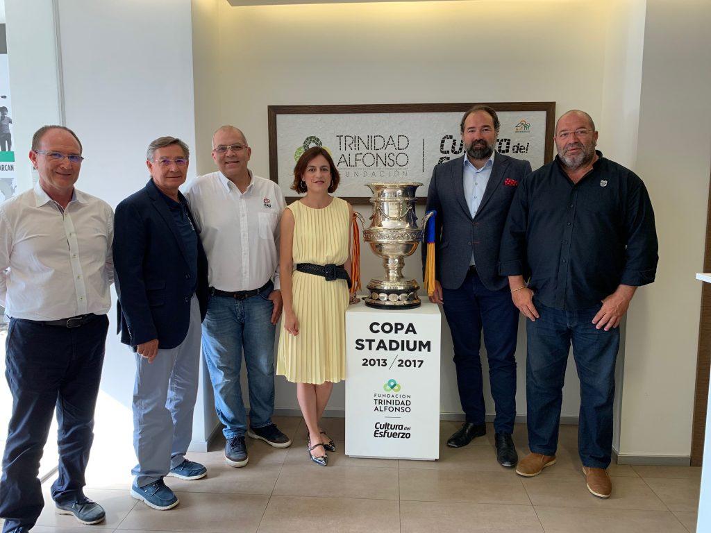 La Fundación Trinidad Alfonso da un impulso al rugby valenciano