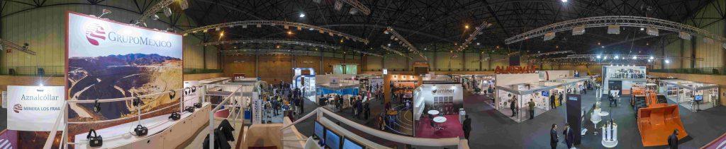 Más de 100 empresas repartidas en dos pabellones participarán en la zona expositiva de la tercera edición del MMH