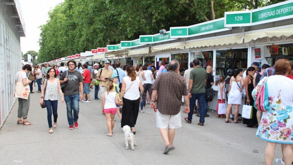 El CSIC lleva la ciencia a la Feria del Libro de Madrid