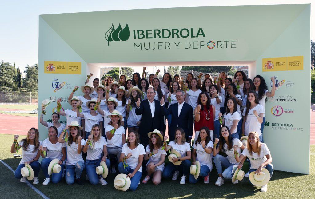 El El CSD e Iberdrola renuevan el acuerdo para impulsar a la mujer en el ámbito deportivo