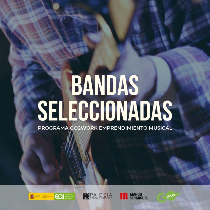 Apuesta por el talento emergente y el talento musical de la Fundación PAIDEIA, EOI y Mahou San Miguel