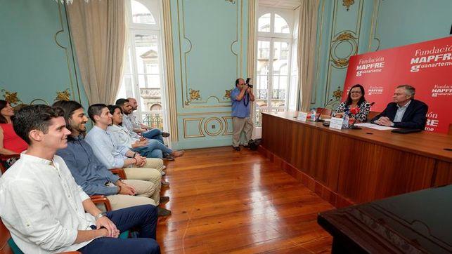 15 jóvenes canarios podrán realizar Prácticas Profesionales y Estudios de Posgrado en diferentes destinos europeos y de Estados Unidos