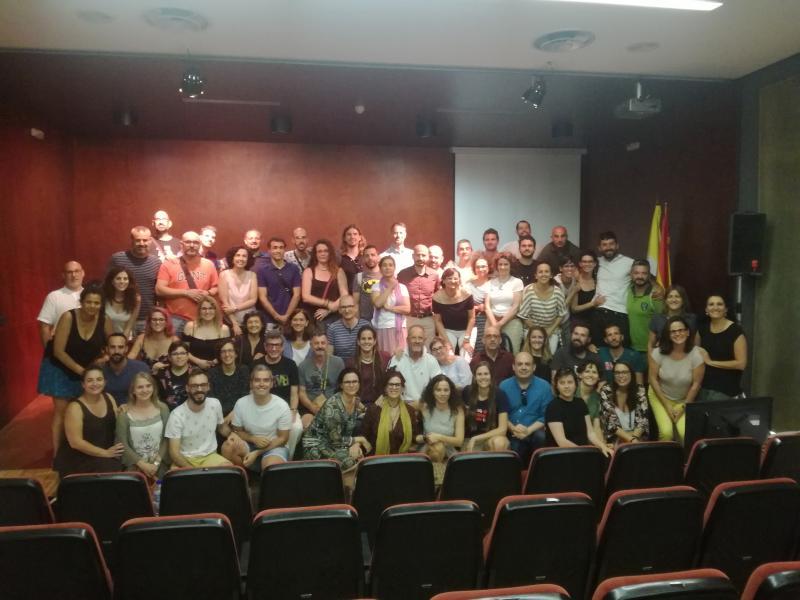 La CNSE subraya la contribución de los especialistas de su Red Estatal de Enseñanza a elevar el estatus de las lenguas de signos españolas
