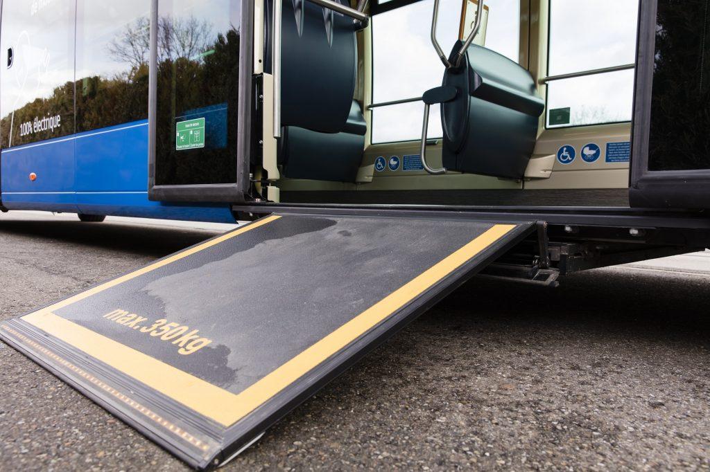 Fundación ONCE constata el trabajo de Alstom para mejorar la accesibilidad en el transporte