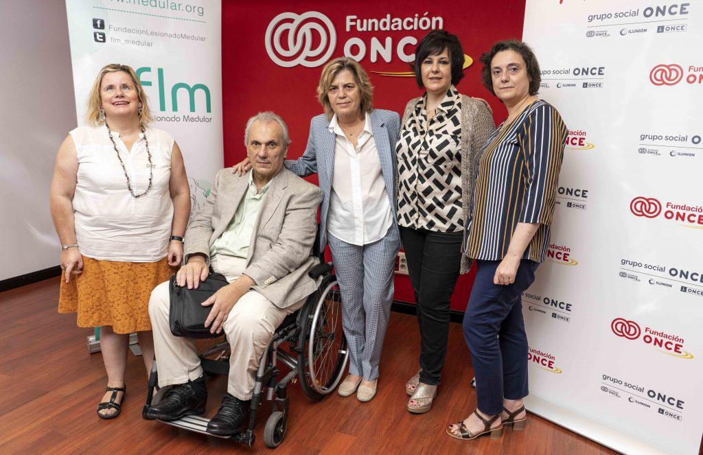 Fundación ONCE y la Fundación del Lesionado Medular se unen para fortalecer el voluntariado entre las personas con discapacidad