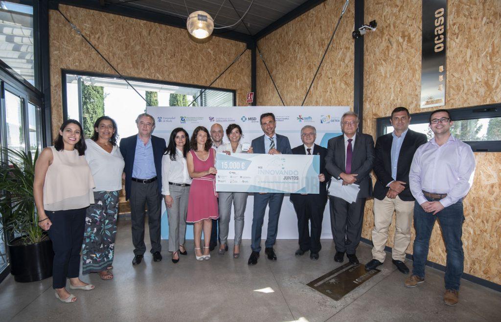 Una propuesta de app del Hospital Universitario Niño Jesús, ganadora de un nuevo reto del Proyecto MSD Innovando Juntos