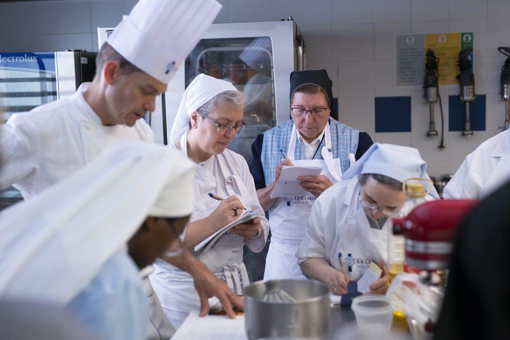 La cocina conventual se renueva en Le Cordon Bleu Madrid