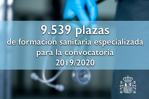 La Comisión de Recursos Humanos del Sistema Nacional de Salud acuerda aumentar la oferta MIR un 10,5% hasta 7.512 plazas