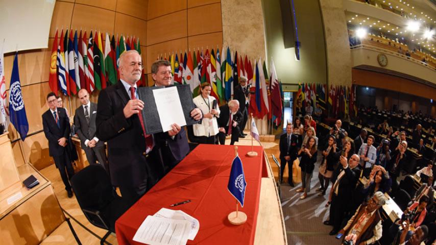 La Organización Internacional del Trabajo (OIT) reclama un importante papel para la Economía Social en el futuro del trabajo